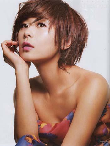 Choi Kang Hee - Choi Gang Hui, 최강희 ChoiKangHee1106a